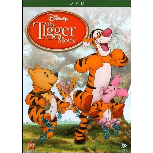 The Tigger Movie: Bounce-A-Rrrific Special Edition (With Family Tree Activity Poster) (Widescreen)