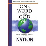 One Word From God Can Change Your Nation - eBook