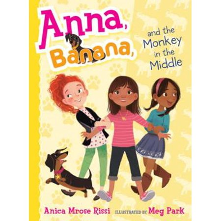 Anna, Banana, and the Monkey in the Middle - eBook