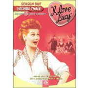 I Love Lucy: Season 1, Vol. 3 by PARAMOUNT HOME VIDEO