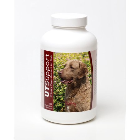 Healthy Breeds Dog Urinary Tract Support Cranberry Chewables for Chesapeake Bay Retriever 75 Count