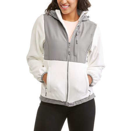 - ARCTIC Women's Hooded Fleece Soft Shell Jacket