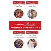 Harlequin Presents - November 2019 - Box Set 1 of 2 - eBook