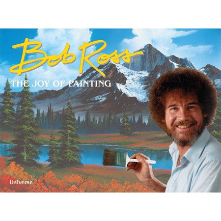 Bob Ross Painting Books (Bob Ross: The Joy of Painting)