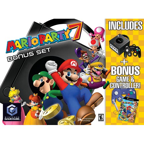 Nintendo Mario Party 7 Bundle