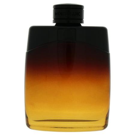 Mont Blanc Legend Night Eau De Parfum Cologne For Men, 3.3 Oz Tova Nights Perfume
