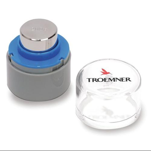 TROEMNER 8438 Calibration Weight, Metric, 200g