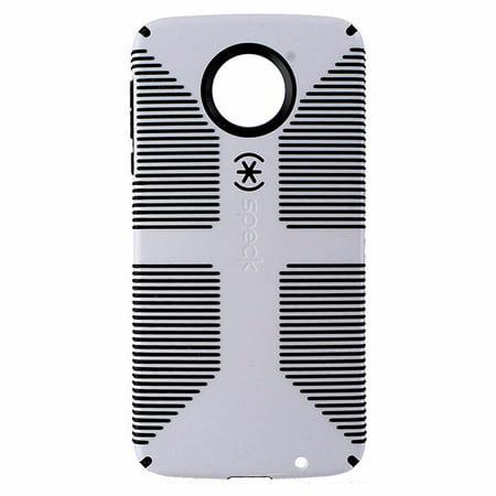 Speck CandyShell Grip Hybrid Case for Motorola Moto Z Droid - White /