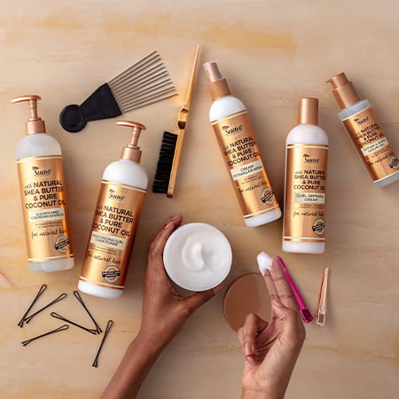 Suave for Natural Hair, A Moisture Rich Collection