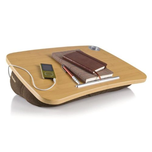 Brookstone E_pad Portable Laptop Desk with Speakers by Brookstone