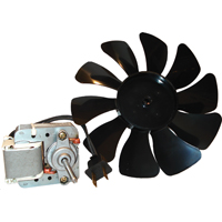 Air King Ewfkit Motor And Blade Assembly For Ewf180, N/A