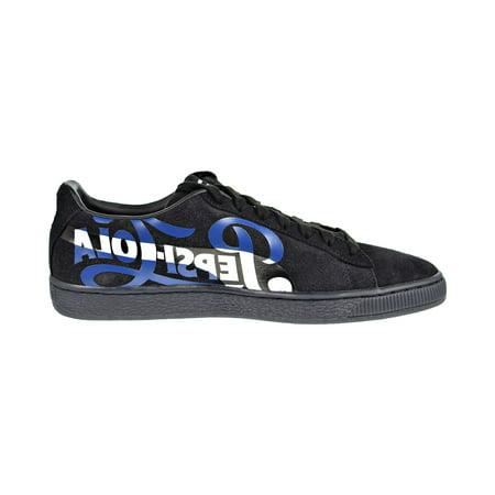 PUMA Puma Suede Classic x PEPSI Men's Shoes BlackSilver