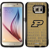 Purdue Repeating 2 Design on OtterBox Commuter Series Case for Samsung Galaxy S6
