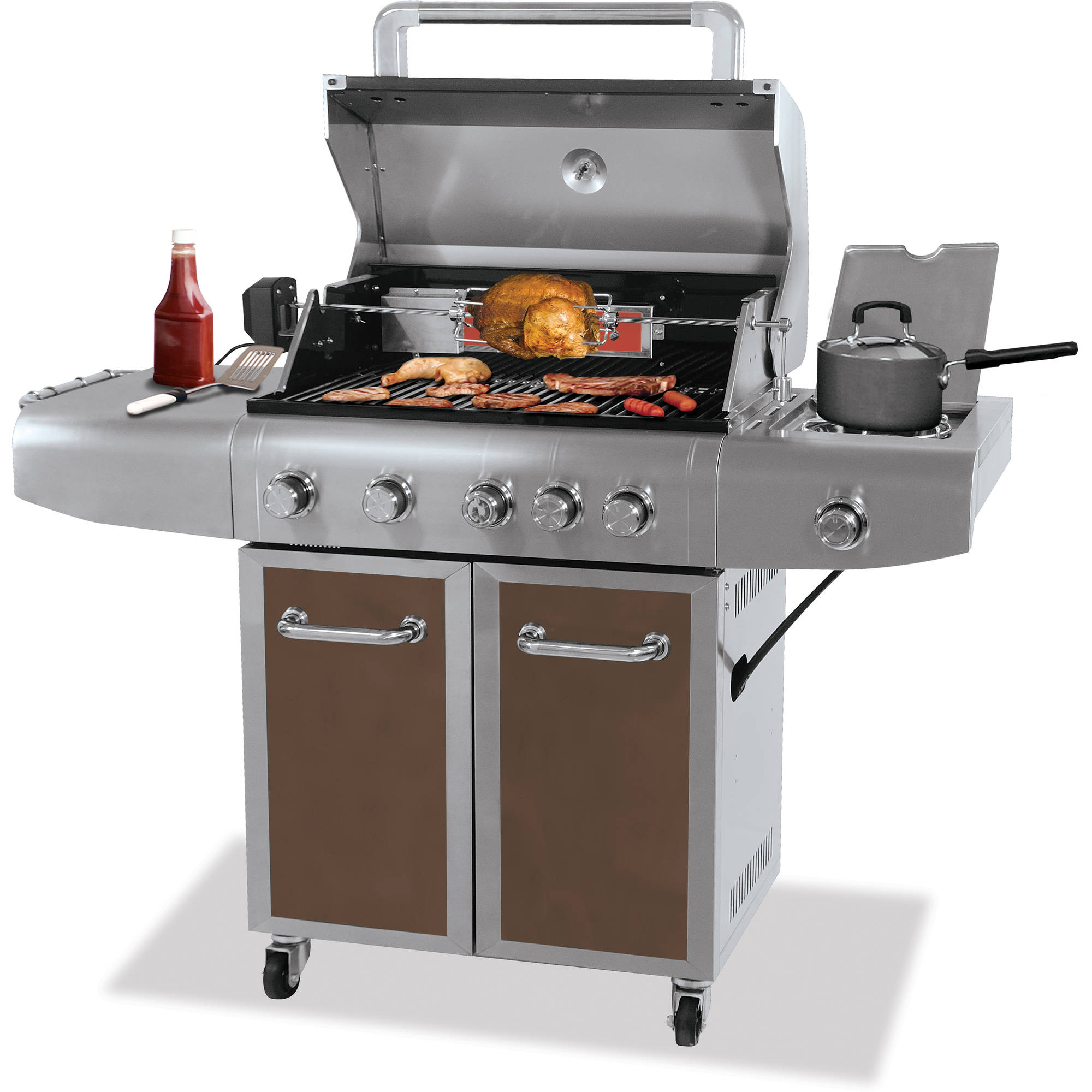 Better Homes and Gardens 5-Burner Gas Grill