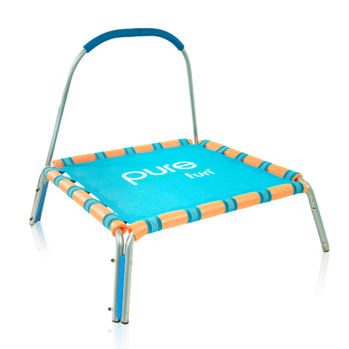 Pure Fun 3' Square/Rectangle Jumper Trampoline