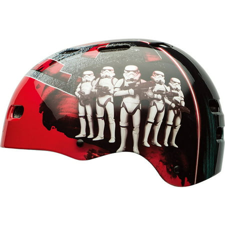 Bell Sports Star Wars Rebels Galactic Empire Helmet Child Multisport Helmet, Black