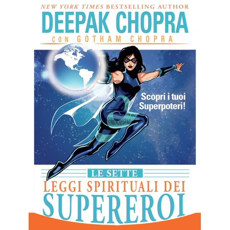 Le Sette Leggi Spirituali dei Supereroi - eBook