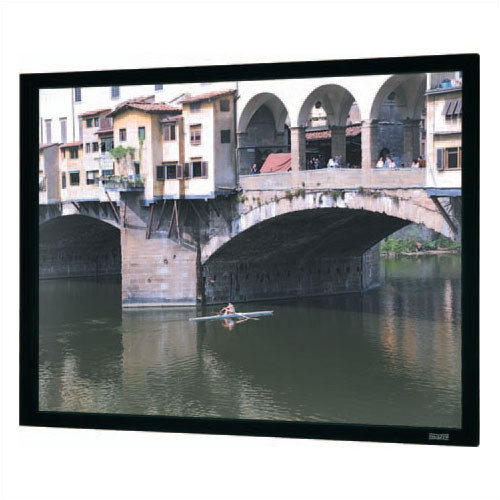 DA-LITE Imager Black Fixed Frame Projection Screen