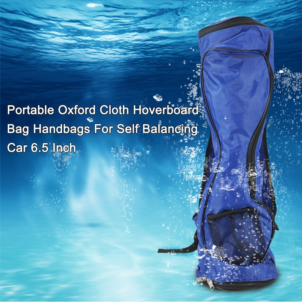 Portable Oxford Cloth Hoverboard Bag Handbags For Self Balancing Car 6.5 Inch Skateboards And Accessories by