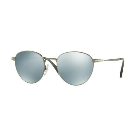 803703ed86 Persol - Sunglasses Persol PO 2445 S 105830 DEMI GLOSS GUNMETAL -  Walmart.com