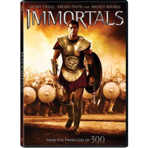 Immortals (Widescreen)