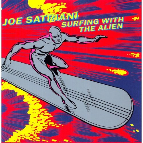 Surfing With The Alien (Ogv) (Vinyl)