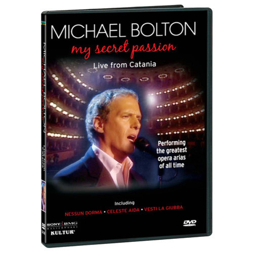 Michael Bolton: My Secret Passion - Live From Catania