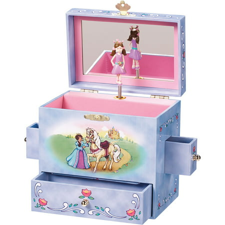 Fairy Princess Child Jewelry Box (Enchantmints Fairy Tale Princess Music Jewelry)