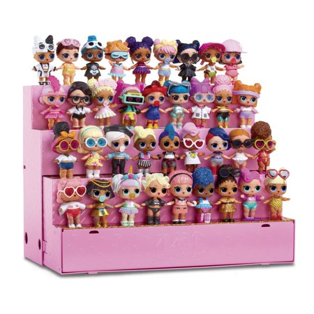 Double Doll Case (L.O.L. Surprise! 3 in 1 Pop-Up Store, Carrying Case, with 1 Exclusive doll)