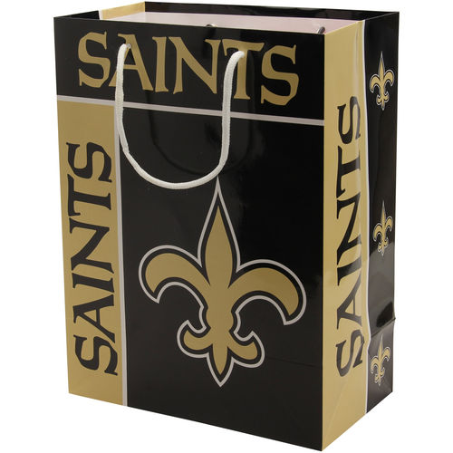 New Orleans Saints Gift Bag
