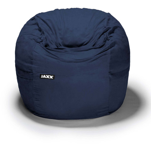 Jaxx Game Sac - XL Microsuede Foam Bag Chair