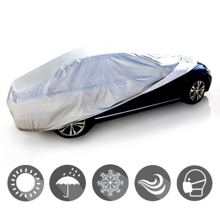 Fit Plymouth Car Cover Waterproof Indoor Outdoor Soft Cotton Inlay All Weather For Neon 1995 1996 1997 1998 1999 2000