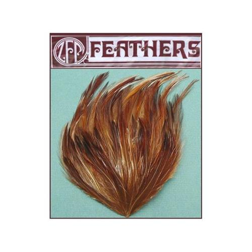 Zucker Feather Pkg Hackle Pad 1pc Natural