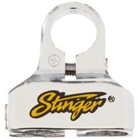 Stinger SPT53102 Battery Terminal 1/0 & 4 Gauge Input 2 8 Gauge Outputs (Positive)