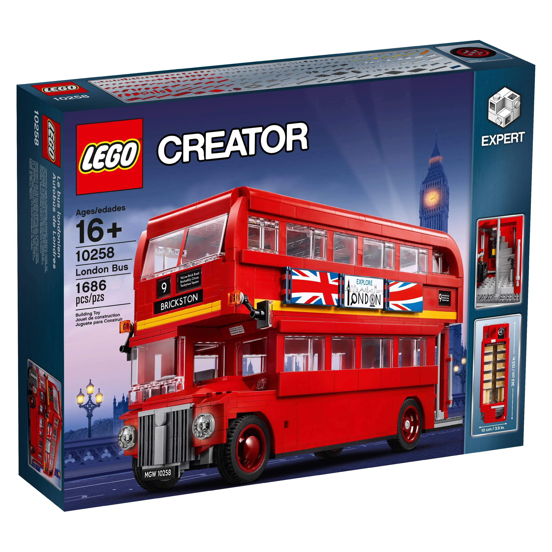 LEGO London Bus 10258