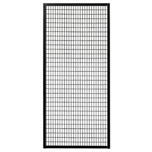 SAF-T-FENCE SAF-2858 Wire Partition Panel,28 In x 58 In G1845457
