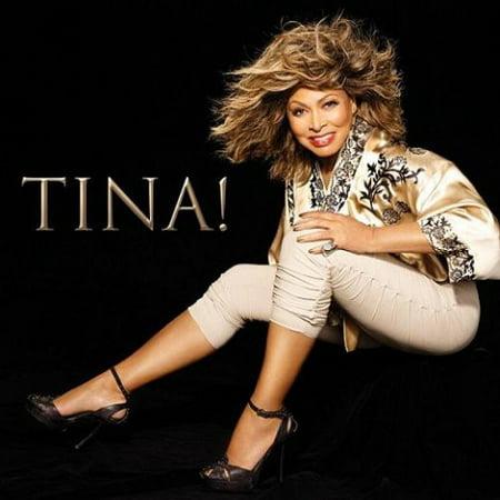 Tina! (CD) (Tina Turner Cd All The Best)