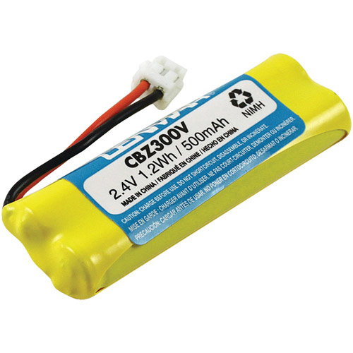 Lenmar CBZ300V VTech LS-6125, LS-6125-3, LS6125 and LS6125-3 Replacement Battery