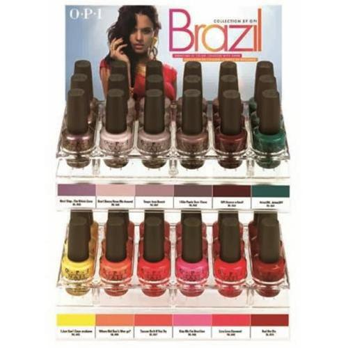 Opi Brazil Edition 36 Piece Nail Polish PrepaCK For Women