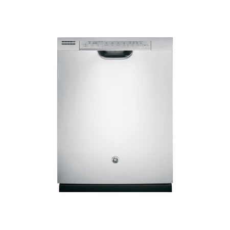 Hybrid Stainless Steel Interior Dishwasher With Front Controls