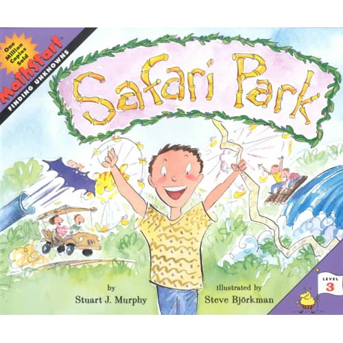 Safari Park: Finding Unknowns