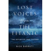 Lost Voices from the Titanic - eBook