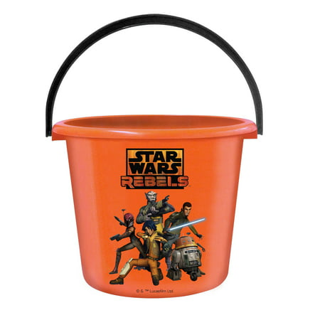 Star Wars Rebels Tot Sand Pail Halloween Costume Accessory (Halloween Pails Wholesale)