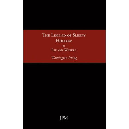 The Legend of Sleepy Hollow and Rip van Winkle - eBook - Periwinkle Secret Of The Wings