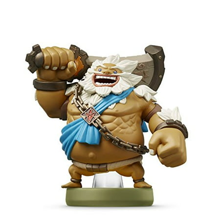 Nintendo Zelda Series amiibo, Daruk Goron Champion