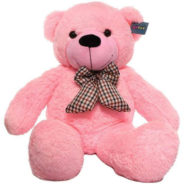 Baby Net For Stuffed Animals, Joyfay 47 Giant Teddy Bear Pink 3 9ft Birthday Christmas Valentine Gift Walmart Com Walmart Com