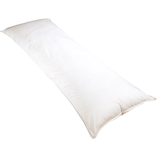 200-Thread Count Full-Length Body Pillow, 20'' x 54'' by Newpoint by Newpoint International Inc