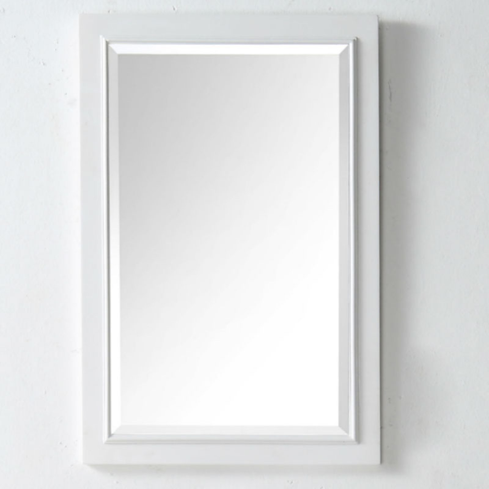 Legion 20 in. Beveled Bathroom Mirror by Legion Furniture