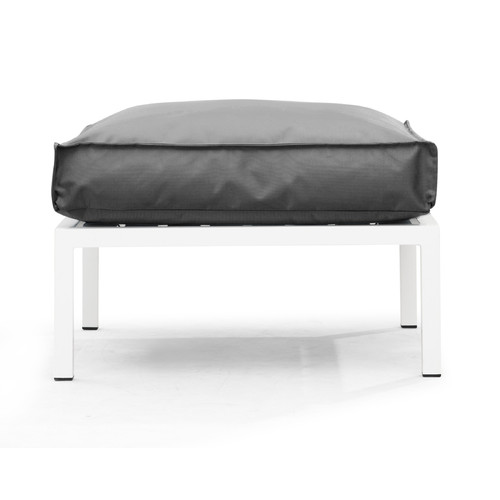 dCOR design Copacabana Ottoman with Cushion