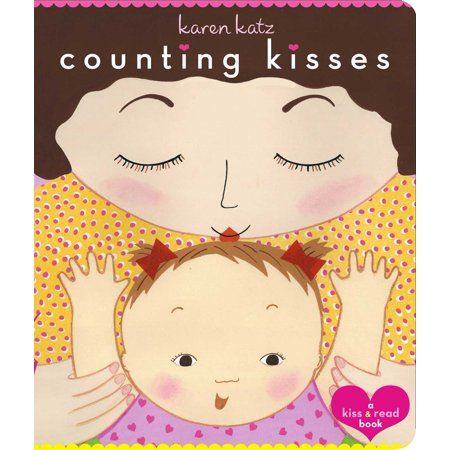 Read Aloud Board Book - Counting Kisses a Kiss and Read Book (Board Book)